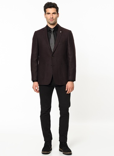 Beymen Business Slim Fit Pantolon Siyah